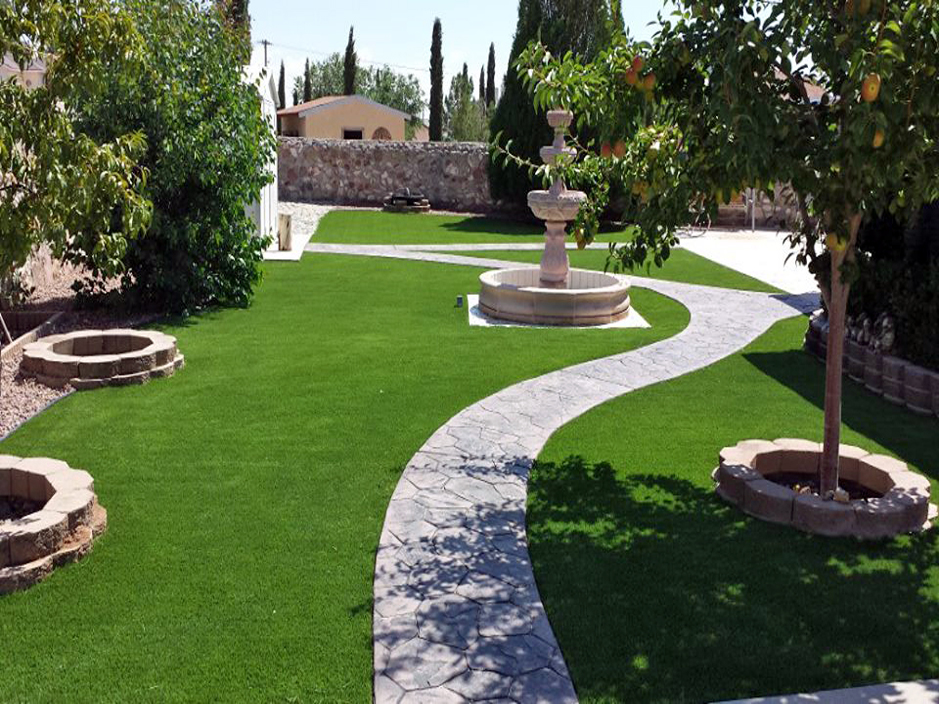 artificial lawn kennedy california landscape design backyard garden ideas