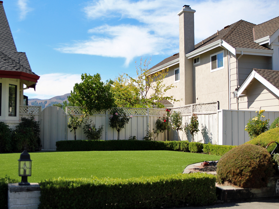 Lawn Services River Pines California Roof Top Front Yard Design