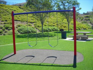 Artificial Grass Photos: Artificial Grass Installation Ripon, California Playground Flooring, Parks