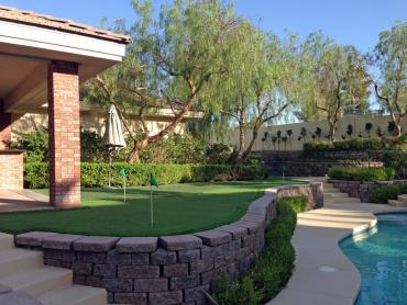 Artificial Grass Photos: Artificial Turf Cost Kernville, California Landscape Design, Front Yard