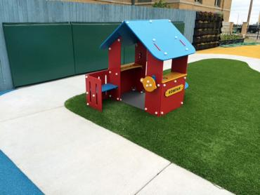 Artificial Turf Terra Bella, California Upper Playground, Commercial Landscape artificial grass