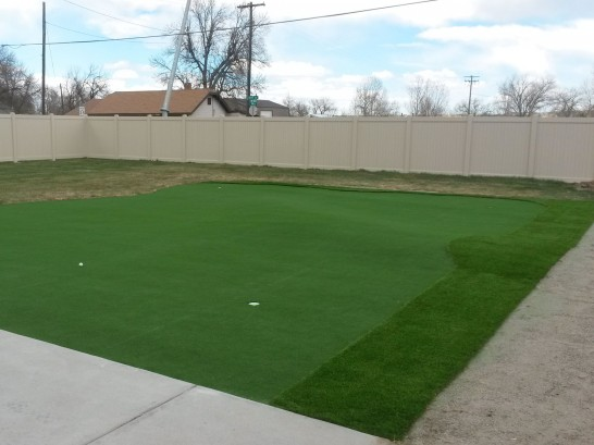 Artificial Grass Photos: Grass Carpet Del Rey Oaks, California Putting Green Carpet, Backyard Garden Ideas