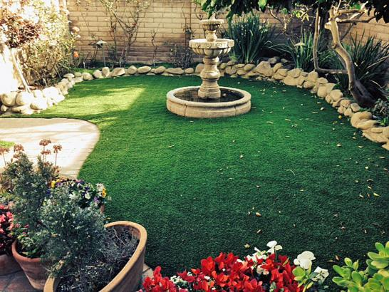 Artificial Grass Photos: Green Lawn Tarpey Village, California City Landscape