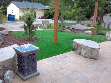 Artificial Grass Photos: Plastic Grass Del Rey Oaks, California Home And Garden, Front Yard Design