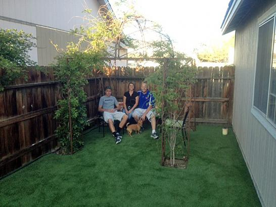 Artificial Grass Photos: Synthetic Grass Cost Lemoore Station, California Landscaping, Grass for Dogs