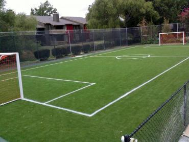 Artificial Grass Photos: Synthetic Grass Waterford, California Soccer Fields, Commercial Landscape