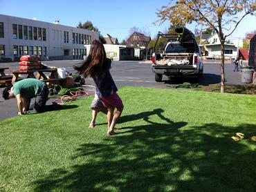 Artificial Grass Photos: Synthetic Lawn Benton, California Lawns, Commercial Landscape