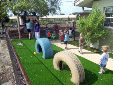 Artificial Grass Photos: Synthetic Turf Greenfield, California Playground Safety, Commercial Landscape