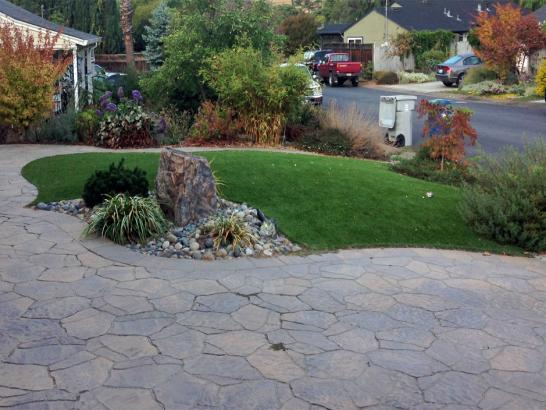 Artificial Grass Photos: Synthetic Turf Orosi, California Landscaping Business, Front Yard Landscape Ideas