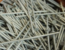 Galvanized Nails Artificial Grass